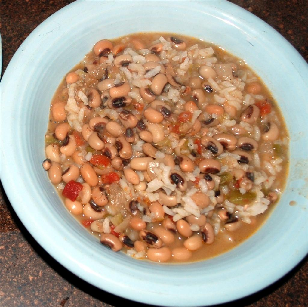 Hoppin' John – Black Eyed Peas at their best