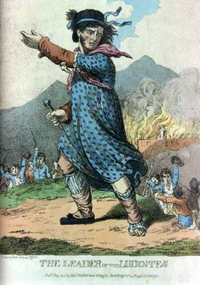Luddite Among the Luddites
